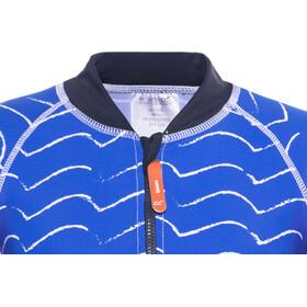Regatta Wader T-shirt anti-UV Enfant, oxford blue/navy
